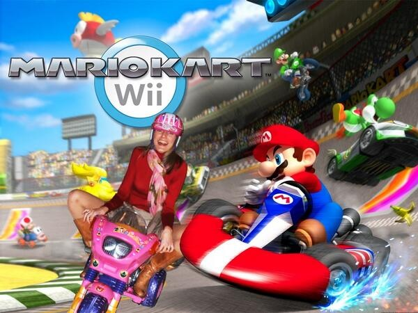 Rubén Caviedes incluye a Letizia Ortiz en Mario Kart para Wii